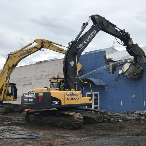 Demolition Kmart